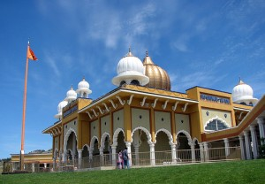 Sikh Temple in San Jose